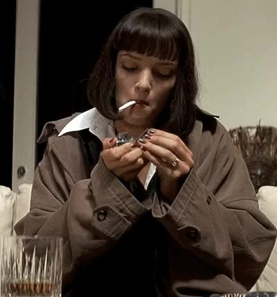 Watch and share Pulp Fiction Drug GIFs on Gfycat
