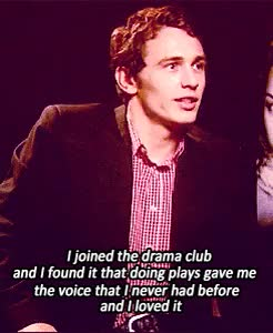 Watch and share James Franco GIFs and Interview GIFs on Gfycat