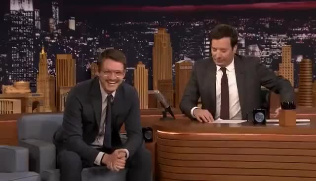 Watch and share Jimmy Fallon GIFs and Pedro Pascal GIFs on Gfycat