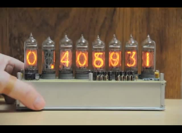 Watch nixie tubes GIF on Gfycat. Discover more divergence, meter, steins GIFs on Gfycat