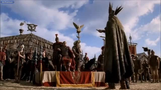 HBO Rome Frist 5 minutes