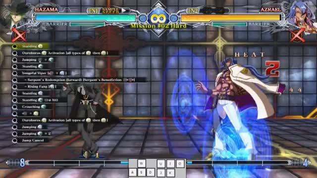 Watch BBCF: Hazama Hard2, ON A KEYBOARD GIF by snuffychris605 (@snuffychris605) on Gfycat. Discover more related GIFs on Gfycat