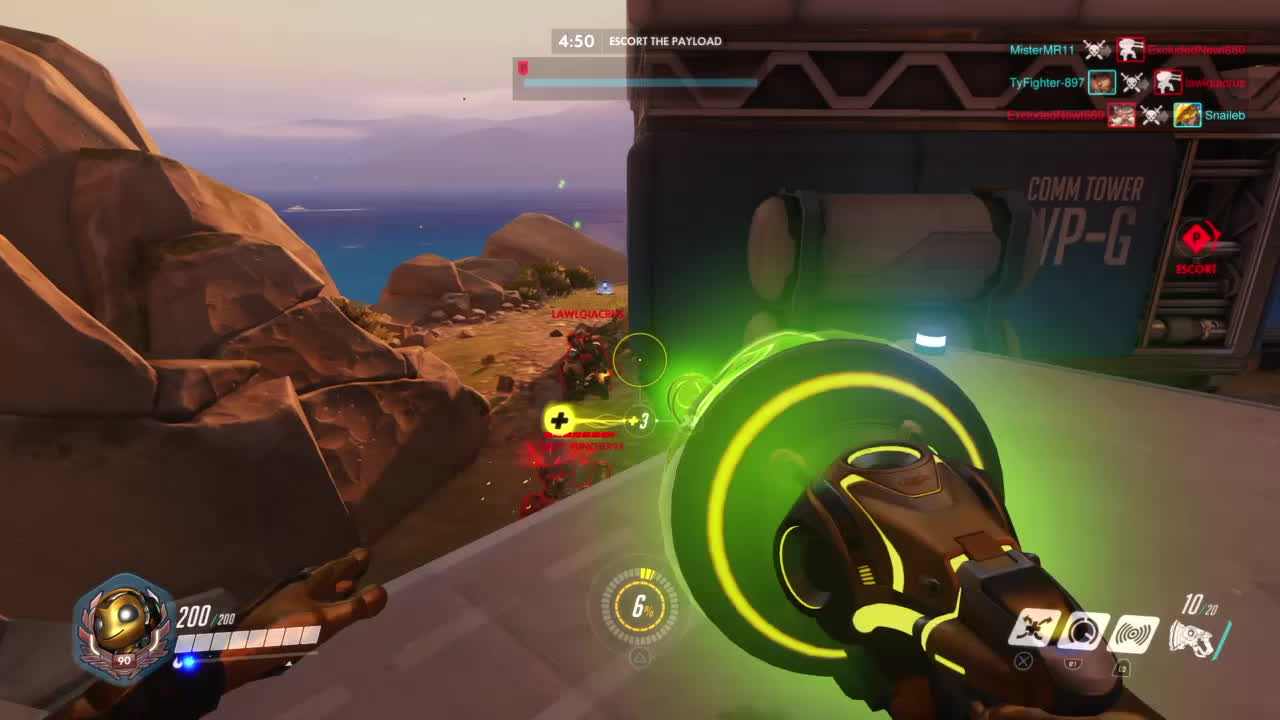 overwatch, overwatchmemes, Pop star throws inventor and his entire life's work off a cliff. GIFs