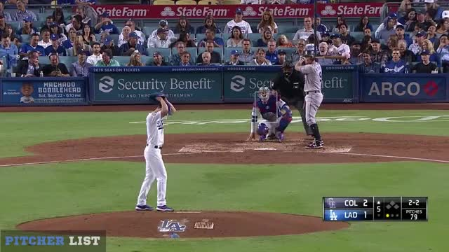 Watch and share Los Angeles Dodgers GIFs and Colorado Rockies GIFs on Gfycat