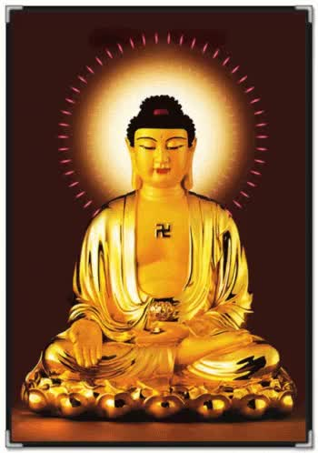Watch and share Golden Buddha GIFs on Gfycat