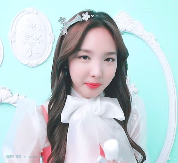 korean, kpop, nayeon, once, twice, Nayeon Blep GIFs