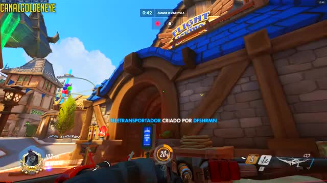 Watch and share Overwatch GIFs and Blizzard GIFs by GoldenEye89 on Gfycat
