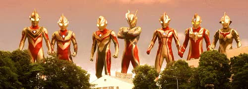 Watch and share Im Having A Feel GIFs and Ultraman Ginga S GIFs on Gfycat