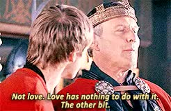 Watch and share Arthur Pendragon GIFs and Uther X Arthur GIFs on Gfycat