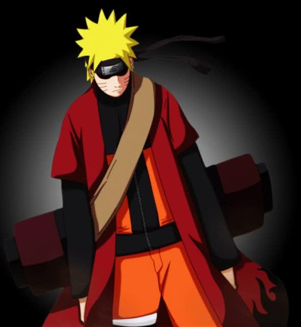 Watch and share Naruto Uzumaki - Animation By Zal-sanity GIFs on Gfycat