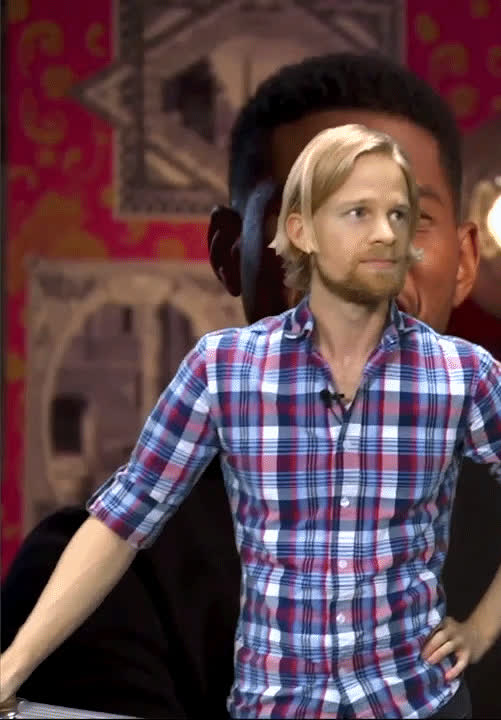 giantbomb, Drew Looking Concerned GIFs