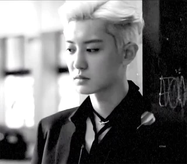 Watch and share Chanyeol GIFs and Celebs GIFs on Gfycat