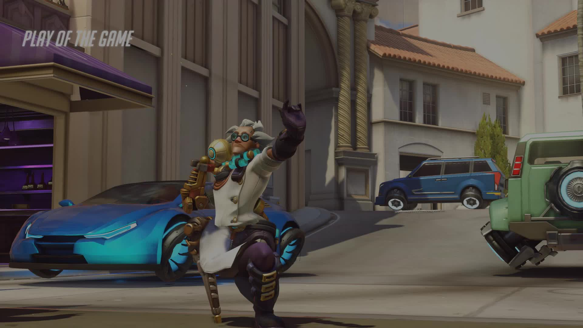 overwatch, Overwatch: How did I get this ULT off? GIFs