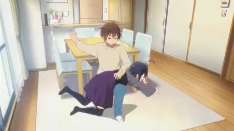 Watch Chuunibyou Demo Koi Ga Shitai GIF on Gfycat. Discover more related GIFs on Gfycat