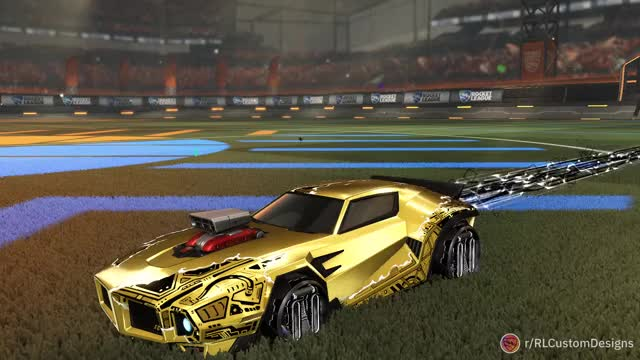 Watch and share Dominus GT (Gold) T.White Unmasked GIFs by Infernx on Gfycat