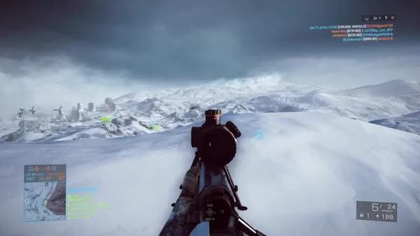 Watch and share Find The Sniper (Battlefield 4 Edition) (reddit) GIFs by rainbowflwrpowr on Gfycat