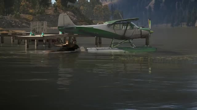 Watch and share Far Cry 5 GIFs and Ubisoft GIFs by Harry101UK on Gfycat
