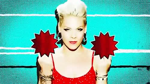 Watch and share Pink And P!nk GIF On We Heart It GIFs on Gfycat