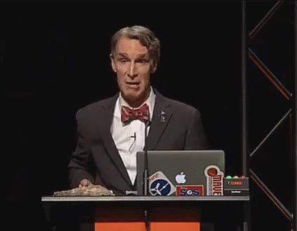 Watch and share Bill Nye GIFs on Gfycat