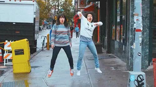 Watch and share Broad, City, Broad City, Funny, Abbi Jacobson GIFs on Gfycat