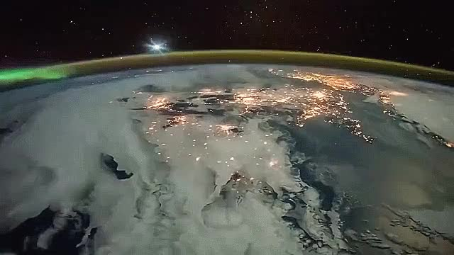 Watch and share ISS GIFs on Gfycat