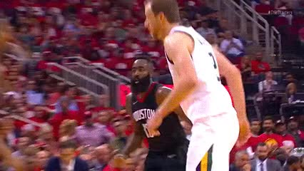 Watch James Harden — Houston Rockets GIF by Off-Hand (@off-hand) on Gfycat. Discover more 050218 GIFs on Gfycat