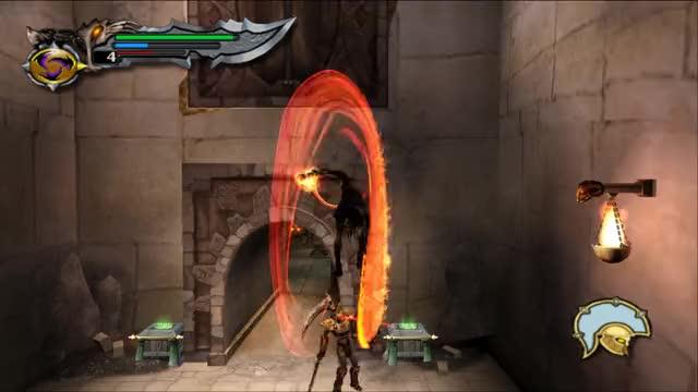 God of War 1 HD - Gameplay Walkthrough Part 6 - Trials of Poseidon