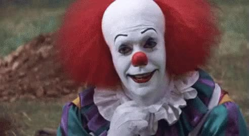 Watch and share Stephen King GIFs on Gfycat