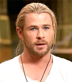 Watch and share Australian Actor GIFs and Chris Hemsworth GIFs on Gfycat