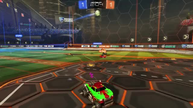 Watch and share Rocket League GIFs by abeckwith4 on Gfycat