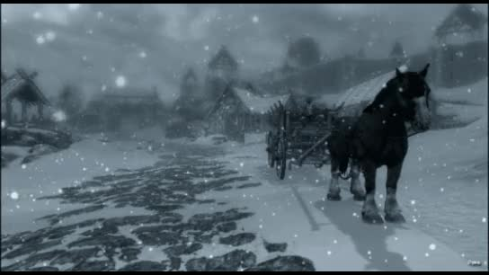 Watch and share Skyrim GIFs by Елена on Gfycat
