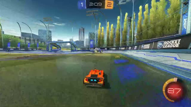 Watch and share Rocket League GIFs by saturn on Gfycat