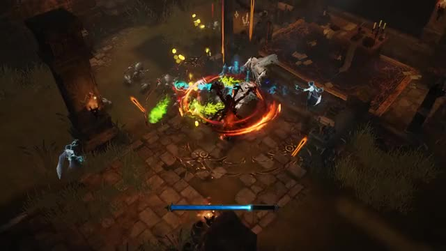Watch and share Gameplay Trailer GIFs and Diablo Immortal GIFs on Gfycat