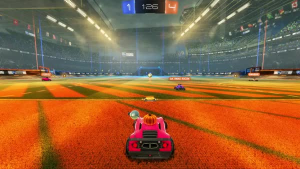 Watch and share Rocket League GIFs by timbers on Gfycat