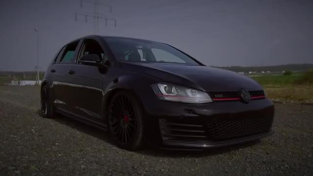 Watch Volkswagen Golf 7 GTI - Carporn | JNSCRFT GIF on Gfycat. Discover more airride, carporn, golf, gti, mk7, rap, rotiform, trap, tuning, volskwagen GIFs on Gfycat