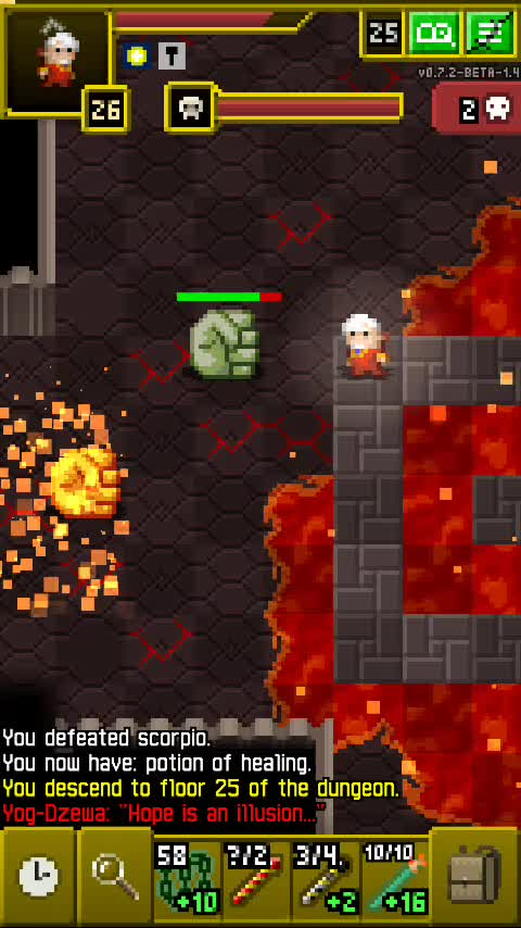 Watch and share Shattered Pixel Dungeon 2019-02-19-16-04-54 GIFs by supernewb52 on Gfycat