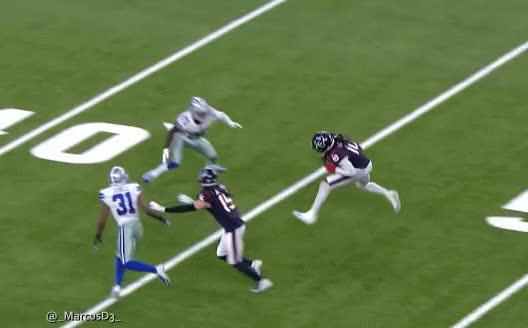 Watch and share DeAndre Hopkins Spin Move GIFs by MarcusD on Gfycat