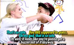Watch and share Holly Wolloughby GIFs and Celebrity Juice GIFs on Gfycat