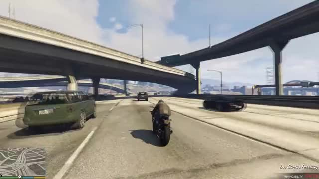 Watch GTA 5 Accidental Stunt GIF by @lolzarmy on Gfycat. Discover more gaming GIFs on Gfycat