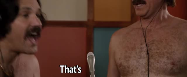 Watch and share Anchorman GIFs and Gay GIFs by MikeyMo on Gfycat