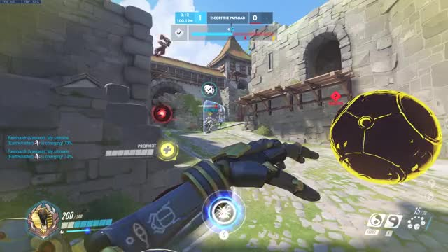 Watch is that a pro zen? GIF by @gundalf on Gfycat. Discover more overwatch GIFs on Gfycat