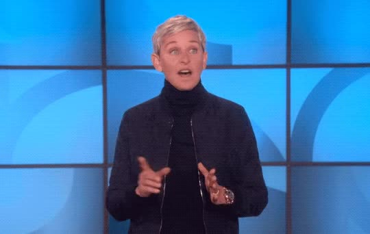 Watch and share Ellen Degeneres GIFs and Oh No You Didnt GIFs by Reactions on Gfycat
