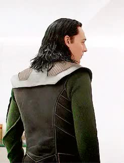 Watch and share Thor The Dark World GIFs and Loki Friggason GIFs on Gfycat
