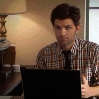 adam scott, qualityanime GIFs