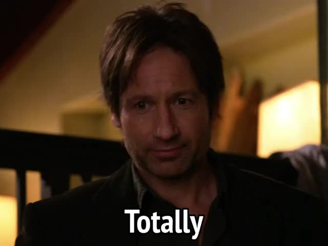 Watch and share David Duchovny GIFs and Completely GIFs by MikeyMo on Gfycat