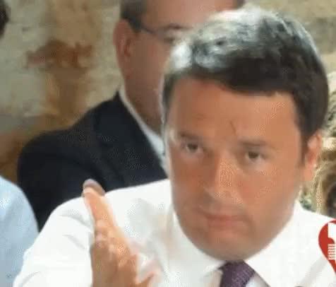 Watch and share Matteo Renzi GIFs and Catastrogif GIFs on Gfycat