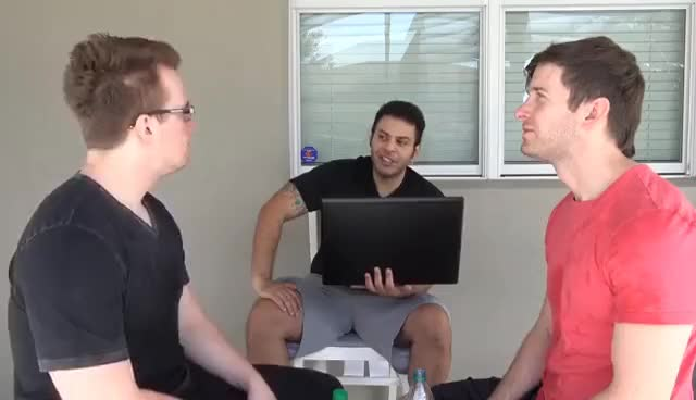 Watch Try Not to Not Laugh Challenge w/ MiniLadd and BasicallyIDoWrk! GIF on Gfycat. Discover more related GIFs on Gfycat