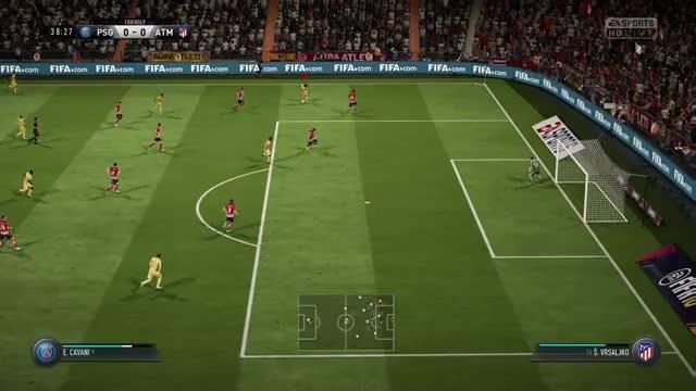 Watch Crazy backheel goal GIF by Xbox DVR (@xboxdvr) on Gfycat. Discover more FIFA18Demo, StoneBag Diesel, xbox, xbox dvr, xbox one GIFs on Gfycat