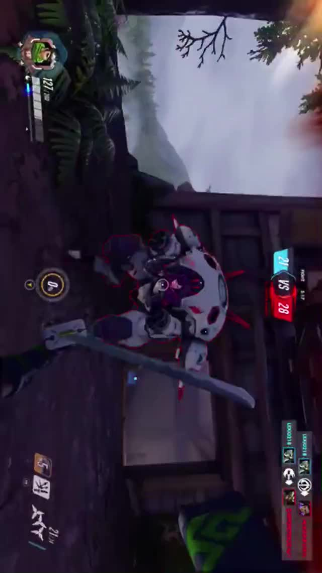 Watch 63DEEC12-582F-4C43-A984-DADF79343243 GIF by @nornslayer on Gfycat. Discover more overwatch GIFs on Gfycat