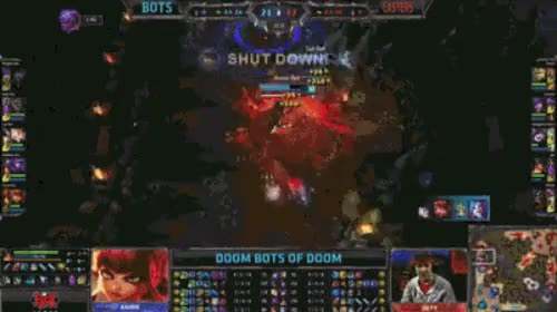 Watch and share League Of Legends GIFs and Doom Bots GIFs on Gfycat